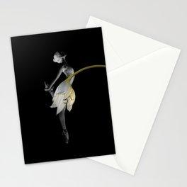 Ballet dancer 1 Stationery Cards