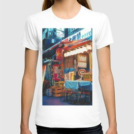 By Lantern Light T-shirt