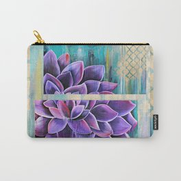 DAHLIA Carry-All Pouch