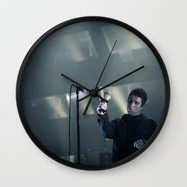 LG Wall Clock