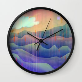 Sea of Clouds for Dreamers Wall Clock