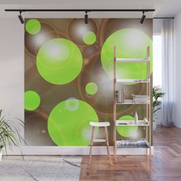 Mystic Bubbles Wall Mural