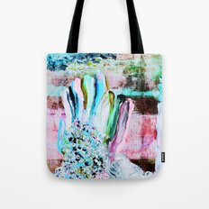 Finger Paint 3 Tote Bag