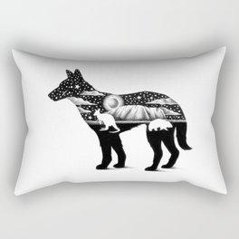 DINGO FROM DOWN UNDER Rectangular Pillow