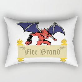 RED DEMON Rectangular Pillow