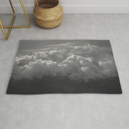 Clouds Above The Darkness Rug