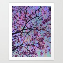 Ipe Tree Art Print