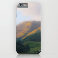 Golden Mountain Sunset Slim Case iPhone 6s