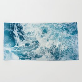 Sea Swirl Beach Towel