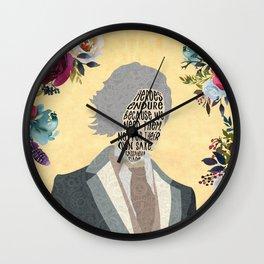 Jem Carstairs - Clockwork Angel Wall Clock
