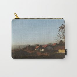 afternoon in the village Carry-All Pouch