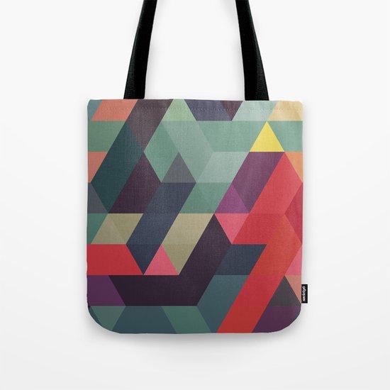 TRI II Tote Bag