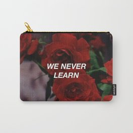 Harry Styles Sign of the Times Lyrics Carry-All Pouch