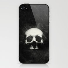 Once Were Warriors X. iPhone & iPod Skin