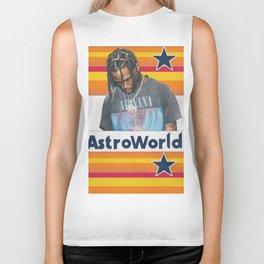 Travis Scot Astroworld Biker Tank