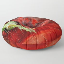 Soho Rain Floor Pillow