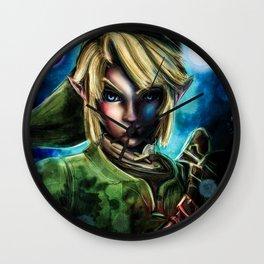 Legend of Zelda Link the Epic Hylian Wall Clock