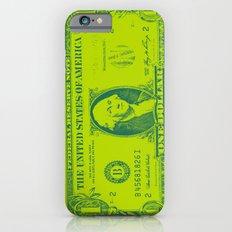 GREEN MONEY Slim Case iPhone 6s