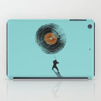 record iPad Cases featuring Record Breaker by nicebleed