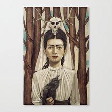 FRIDArk Canvas Print