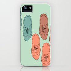 Oxfords Slim Case iPhone (5, 5s)