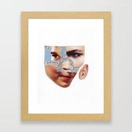 Miscommunications II Framed Art Print