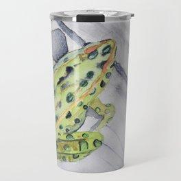 Frogger Travel Mug