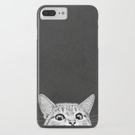 You asleep yet? iPhone Case
