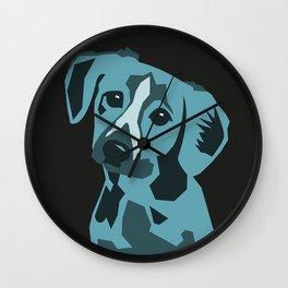 puppie Wall Clock