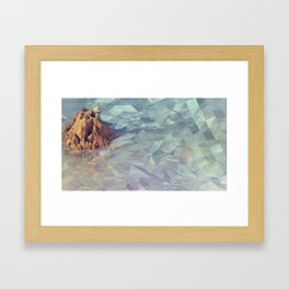Watchtower Framed Art Print