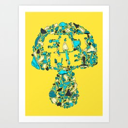 EAT ME Kunstdrucke