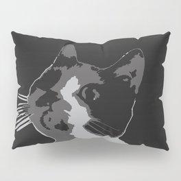 A Curiosity Amongst Cats Pillow Sham