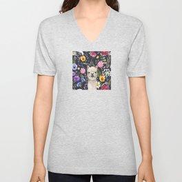 Wildflower Alpaca Unisex V-Neck