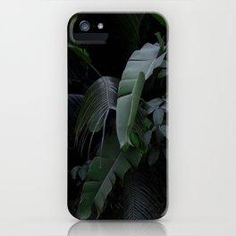 Lush Tropical Jungle iPhone Case