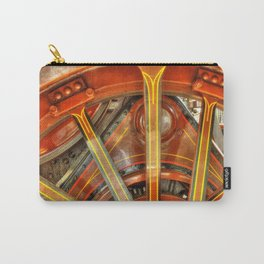 Steam Traction Engine Wheel Carry-All Pouch