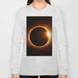 The Eclipse (Color) Long Sleeve T-shirt