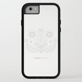 Hungarian Embroidery no.10 iPhone Case