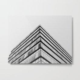 Divergent Metal Print