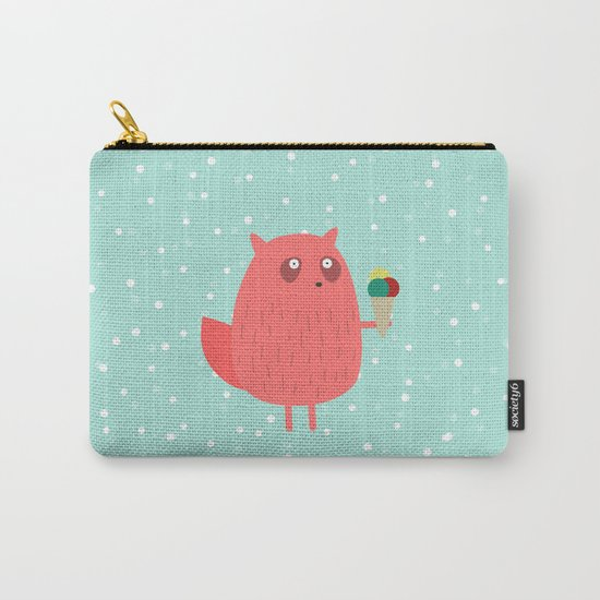 Ice cream dreams #1 Carry-All Pouch
