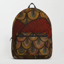 Attic Window Backpack