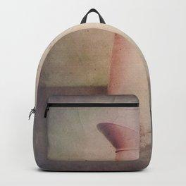 Vintage in Pink Backpack