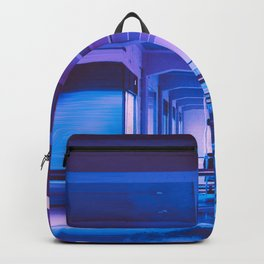 Glitchy Dreams Of You Backpack