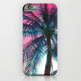 Of the Trees - RG_Glitch Series iPhone Case