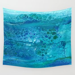 Colors of the Sea No.1 Wall Tapestry