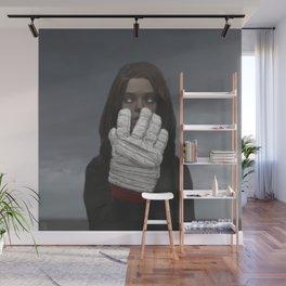Glove Wall Mural