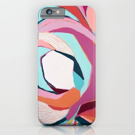 Chunky Curves iPhone Case