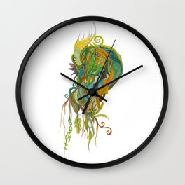 Tollpaplan Wall Clock