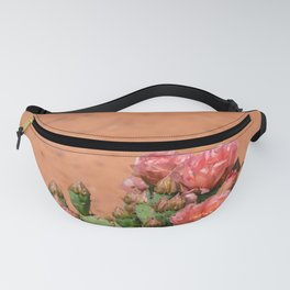Cacti in Bloom - 5 Fanny Pack