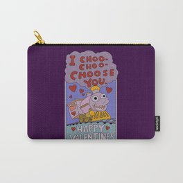 The Simpsons: I choo-choo-choose you Carry-All Pouch
