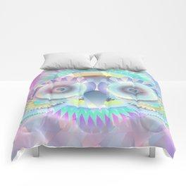 OWL glass Comforters